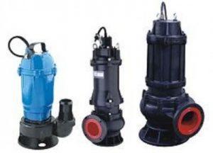 quy trình bảo dưỡng máy bơm chìm nước thải Pentax